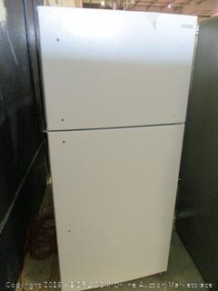 Insigna Refrigerator Powers on Cools Down, See Pictures