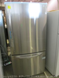 LG Refrigerator Powers on, Cools Down, See Pictures