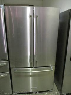 Kitchen Aid Refrigerator Powers On, Cools Down, See Pictures