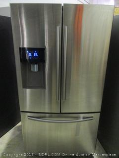 Samsung Refrigerator Powers on, Cools Down, See Pictures