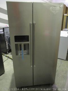Kitchen Aid Refrigerator Powers On, Cools Down See Pictures
