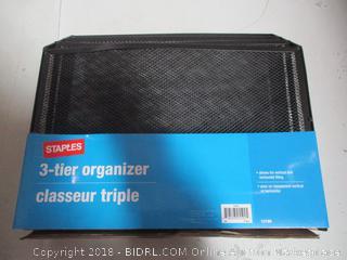 3-tier Organizer