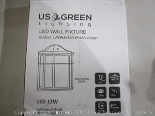 LED Wall Fixture Outdoor