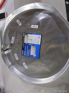 Aluminum Water Heater Drain Pan