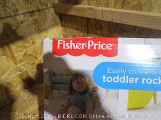 Fisher Price Infant to Toddler Rocker