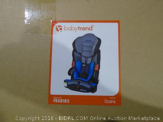 babytrend Carseat Sealed