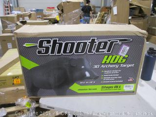 Shooter Hog Target