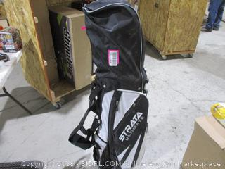 Golf Bag and Clubs See Pictures