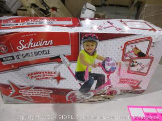 Schwinn Bicycle See Pictures