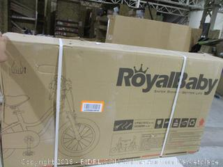 Royal Baby  Children Bicycle Factory Sealed
