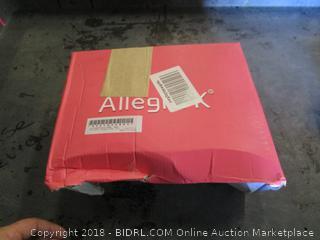 Allegra Women's High Chunky Heels Size  10
