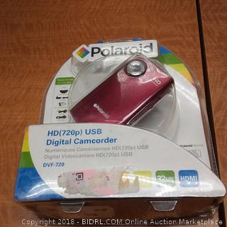 Polaroid Digital Camcorder