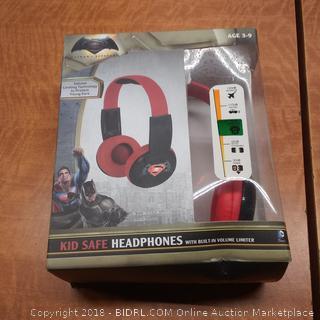 Kid Safe Headphone