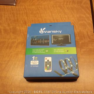 Vansky Bias Lighting for HDTV