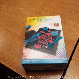 Crayola DigiTools 3-D Pack