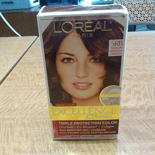 Loreal Hair Color