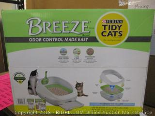 Breeze Litter Box