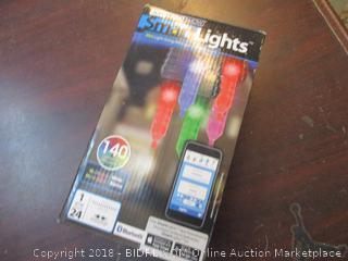 LED Light Show Smart Lights