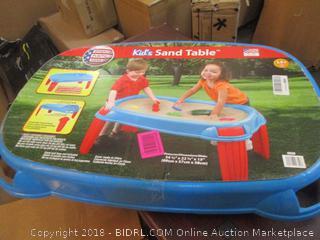 Kid's Sand Table