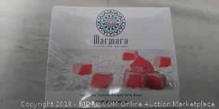 Marmara turkish delight with Rose