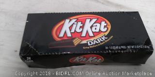 Kitkat Dark Chocolate 24 Bars