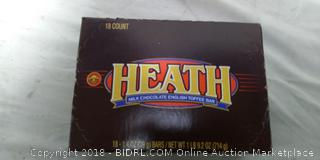 Heath Bars - 18 count