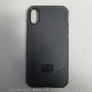 Jaagd Premium Mobile Case - Black