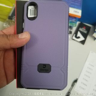 Jaagd Premium Mobile Case -Purple