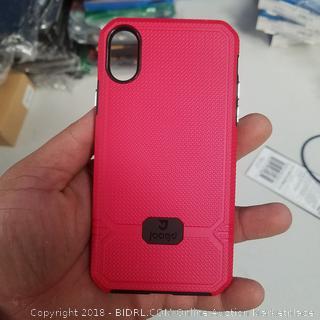 Jaagd Premium Mobile Case- Red