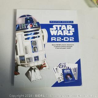 Master Models StarWars R2-D2  (Online $10)