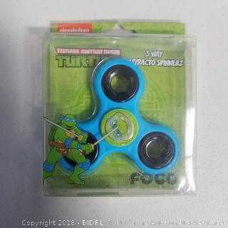 Teenage Mutant Ninja Turtle Spinner