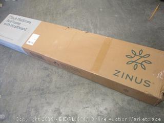 Zinus 7 inch Platform Bed Frame with Headboard