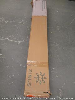 Zinus Modern Studio 10 Inch Platforma Low Profile Bed Frame, Mattress Foundation, Full
