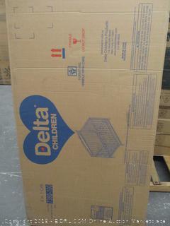 Delta Children 4 in 1 Crib, White