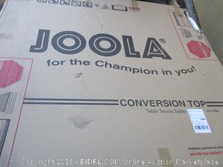 Joola Conversion Top Table Tennis Table