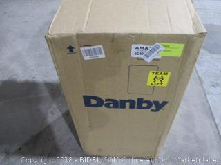 Danby Compact Refrigerator  Sealed
