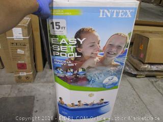 Intex Easy Set Pool Sealed