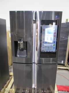 Samsung Refrigerator Powers On, Digital Inverter Technology, Triple & Metal Cooling See Pictures