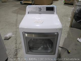 LG Electric Dryer See Pictures