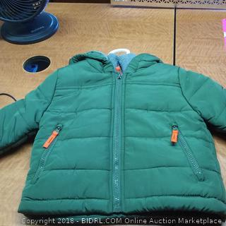 Puffer  Hooded Jacket  18 Months
