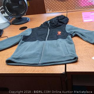 USPA Hooded 5/6