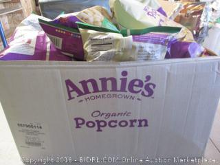 Annies Popcorn