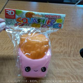 3D Scented Squashies