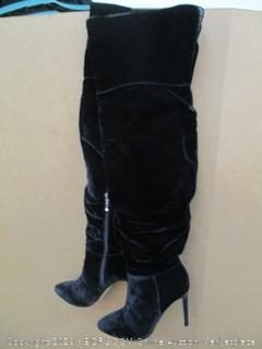 The Fix Moriah Thigh High Slouch Boots Size  6.5 B (M)
