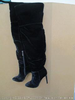 The Fix Moriah Thigh High Slouch Boots Size  7 M