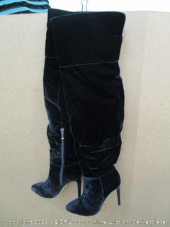 The Fix Moriah Thigh High Slouch Boots Size 8.5 M