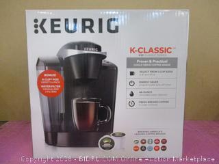 Keurig K-Classic K55 Classic Series Factory Sealed