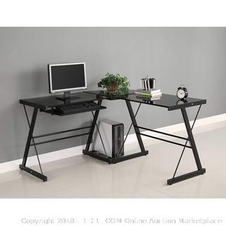 Walker Edison 3 Piece Soreno Desk