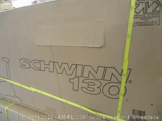 Schwinn 130 Upright Bike (Retail: $249.00)
