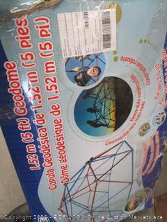 Lifetime Geometric Dome Climber Play Center (Retail: $169.99)